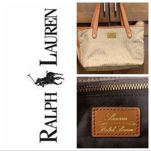 Vintage Ralph Lauren Tote